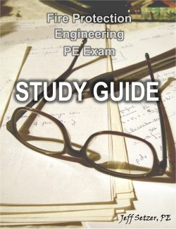 Fire Protection PE Exam Study Guide